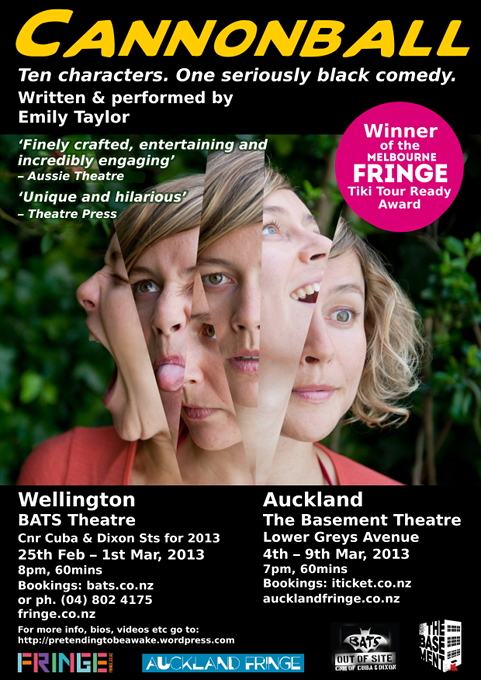 NZ Fringe e_flyer